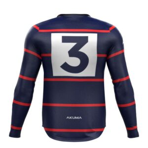 Mens Sublimated Retro Jersey