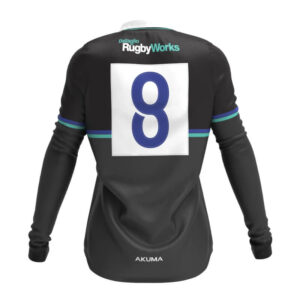 Ladies JURO Sublimated Retro Jersey