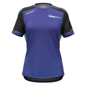 Ladies JURO Sublimated Tee – Purple