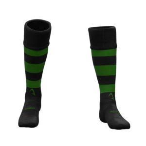 Adult Hooped Socks