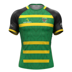 Junior Semi-Fit Rugby Shirt